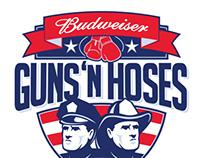 Guns 'N Hoses Logo Concept