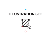 Illustration Set - Eduweb Bootcamps