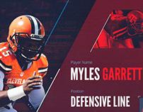 NFL Draft Graphics