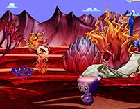 Harvest Lands - mobile game