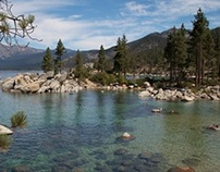 Photography - Lake Tahoe