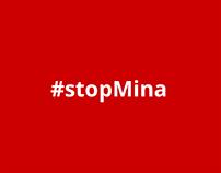 #stopMina