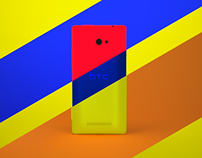 HTC | Windows 8X and 8S by HTC