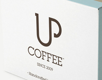 UP Coffee Identity