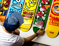 GRAPHICS for SKATEBOARDS
