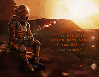 The Martian - Ketchup