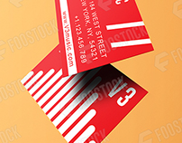 Music Promotion Business Card Template (Free Download)