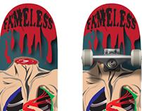 Fameless Skateboard Deck