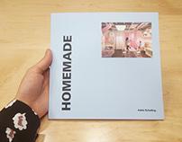Homemade // Book Design