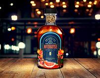 Grapefruit Infused - Botanical Gin - MVZIKAYISE