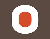 Outlish Magazine identity