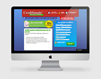 [Web Design]: CrediSimple