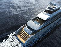 OMEGA 50M RSVP Yacht