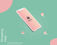 Shopping Help app