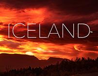 After the storm - North of Iceland - Varmahlíð 2019