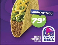 Taco Bell - UK Launch