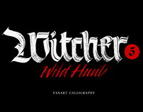 The Witcher 3: Blackletter