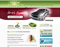 The Ding Removers Website