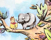 Un libro de la selva