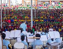 Khartoum International Community Schl Band Tour Kampala
