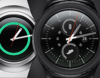 Samsung Gear S2 Youtube Masthead