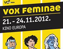 Vox Feminae Film festival 2012
