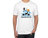 adventure t shirt for teespring
