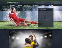 Garanti Banko Website