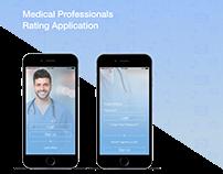 Medical Professionals Rating Applications