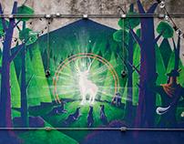 JÄGERMEISTER Mural