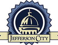 Jefferson City, Missouri Re-Brand
