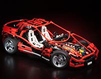 Fotografía LEGO