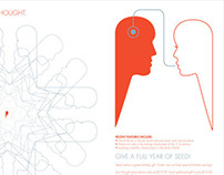 SEED Magazine Poster Insert
