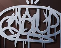 A Brush With Pandora Logo