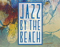 Jazz By The Beach Poster & Banner