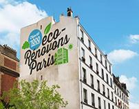 MAIRIE DE PARIS ECO-RÉNOVONS PARIS
