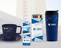 Promo gadgets for Maria Curie-Sklodowska University