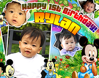 Birthday Banners : Creative Design Makati