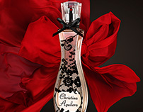 Christina Aguilera Perfume Advert
