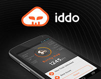 iddo - BMX Race & Tricks Sensor