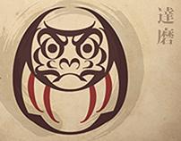 BaskerJAP - Japanese Picture Font