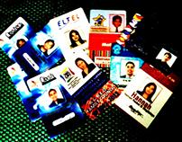 PVC ID Layout and Printing : Creative Design Makati