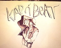 Sketchbook Doodles: Kap n Beat(rock the beat)