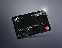 Rebrand Credit Card Carte CTI