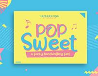Pop Sweet Font