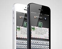 iPhone App Concept