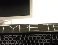 TYPE TEE- Package Design