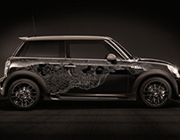 MINI + Goodluck car branding