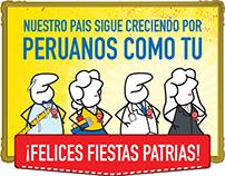 Fiestas Patrias - Banco Financiero