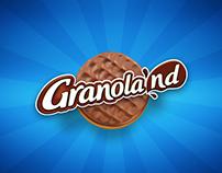 Granola'nd - Social Media 2019 - GRANOLA
